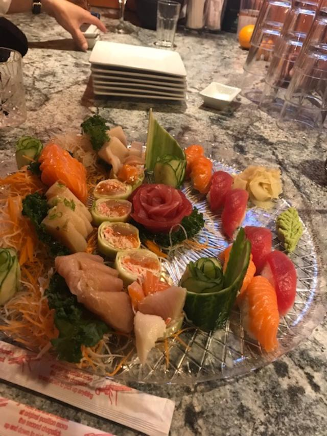 Sushi Party Platter 3